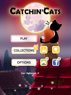 Catchin' Cats- screenshot thumbnail