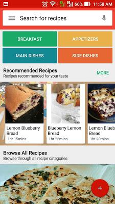 Bread Recipes FREE - screenshot