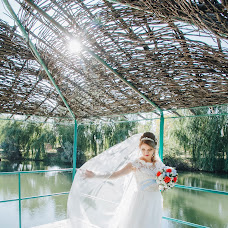 Wedding photographer Natali Bayandina (flika). Photo of 17.10.2018