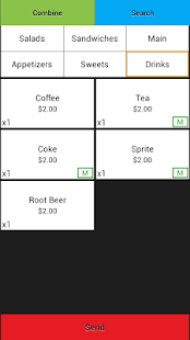 Restaurant POS - Point of Sale- screenshot thumbnail