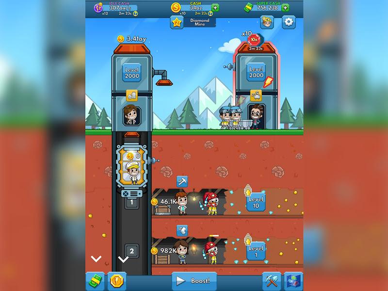 Idle Miner Tycoon - Mine Manager Simulator Screenshot 14