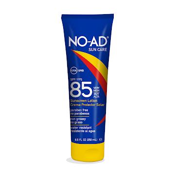 Protector Solar NO-AD   Sun Care Spf 85 X250ml