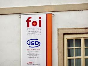 Photo: To the FOI