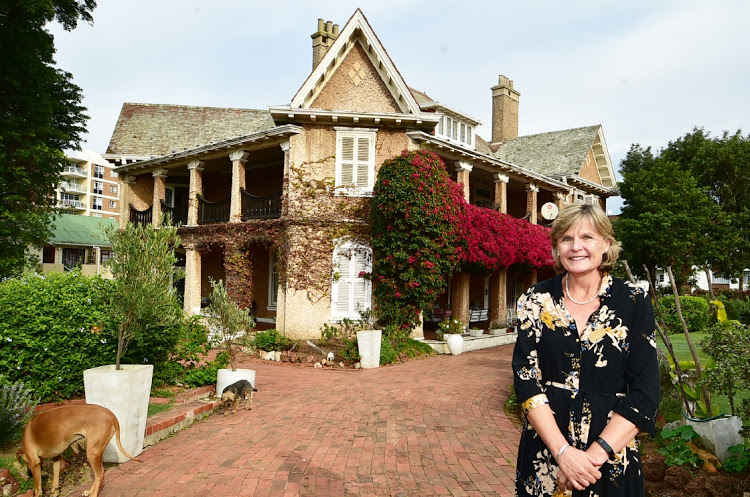 Century-old mansion The Aloes up for sale at R6.2m
