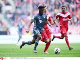 Kingsley Coman heeft opnieuw een zware blessure opgelopen bij Bayern München