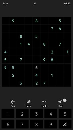 Sudoku - Free Game 1.0 screenshots 1