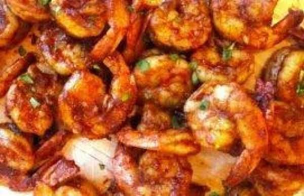 Moroccan Honey And Paprika Prawns Recipe