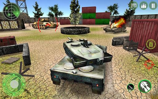 Modern Army Tank War Machine -Tank Shooting Games 12 screenshots 1