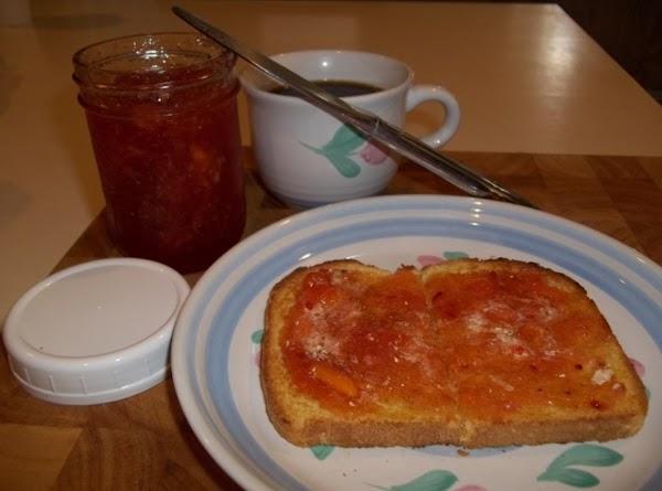 Strawberry - Peach Sherry Preserves Recipe