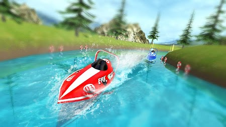 Powerboat Race 3D APK screenshot thumbnail 6