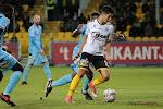 """Aanvallende middenvelder van Sporting Lokeren is de laatste weken een lichtpunt: """"Ik speel nu op mijn beste positie"""""""