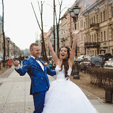 Wedding photographer Dashenka Kovaleva (darinamalina). Photo of 28.09.2016