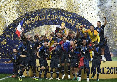 🎥 La France remportait sa deuxième Coupe du Monde il y a deux ans
