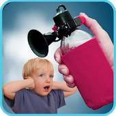 Air Horn Sound - The Loudest Air Horn