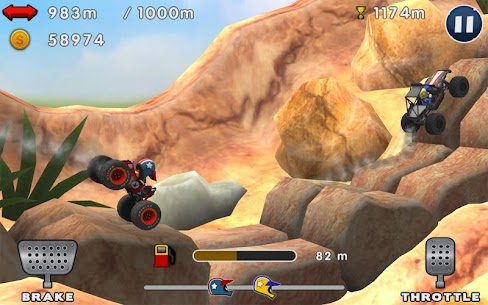 Mini Racing Adventures 1.14 MOD (Unlimited Money) Apk 2