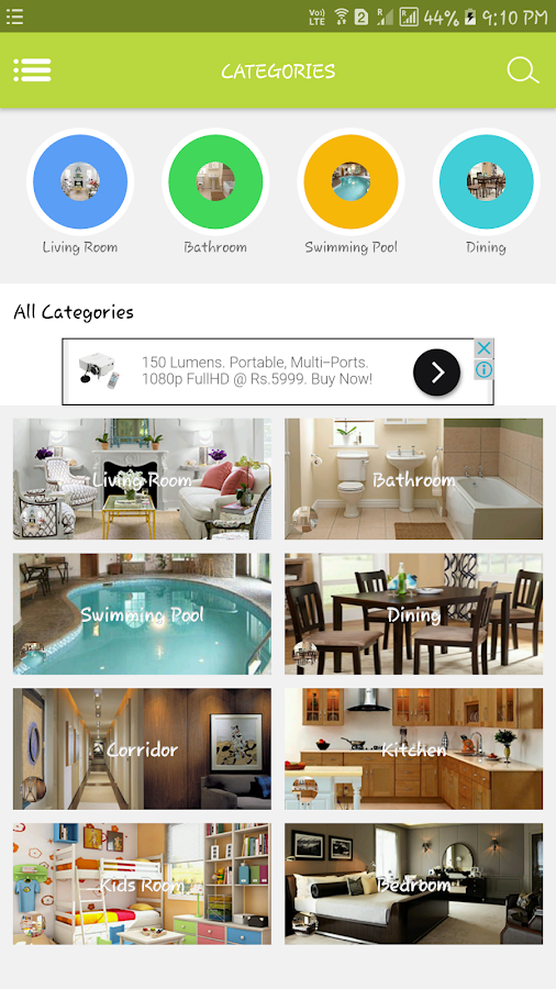 Best Ideas for Interior Design- screenshot