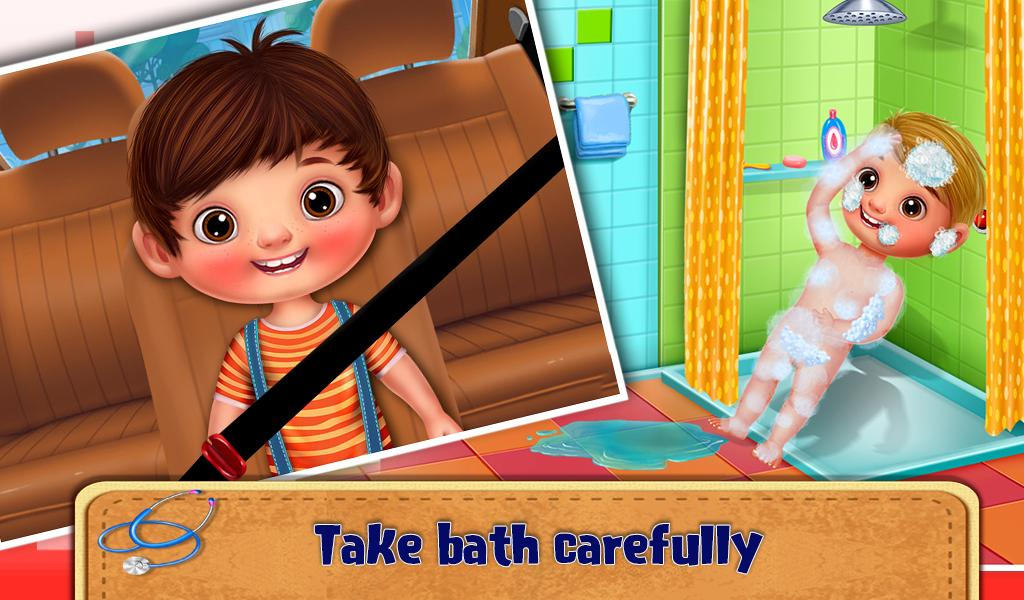 Children Basic Rules Of Safety- screenshot