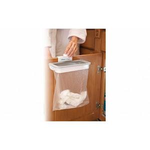 Suport cu capac pentru sacul de gunoi, Attach A Trash