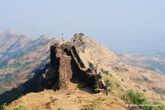 Photo: Zunjar Buruj (Watch Tower) on Suvela Machi