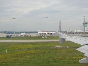 Photo: Leaving Germany