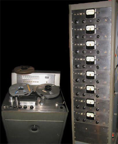 Ensimmäinen 8-raitainen nauhuri