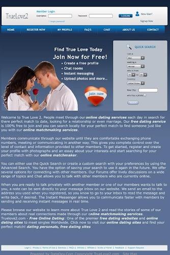 Premier matchmaking service