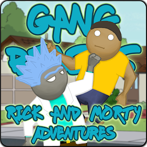 Gang Beasts Rick And Morty Adventures for PC