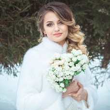 Wedding photographer Ekaterina Burdyga (burdygakat). Photo of 29.01.2016