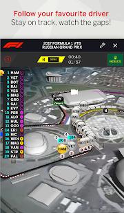 Official F1 ® App - náhled