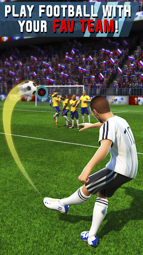 Shoot Goal - Multiplayer Soccer Games 2019 1.0.9 screenshots 1