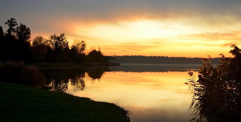 Una sera al lago di gigidueelle