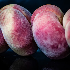 Phirsi by Adrian Minda - Food & Drink Fruits & Vegetables ( close up, fruit, peaches, fruit power, food )