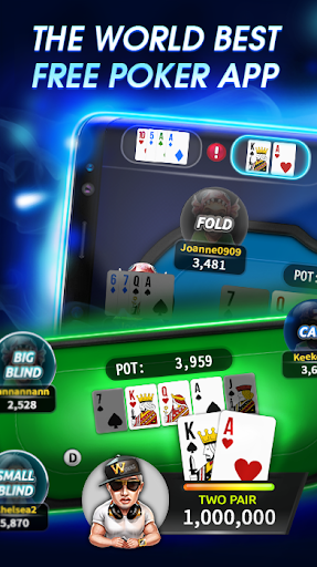 AA Poker - Holdem, Omaha, Blackjack, OFC 2.0.36 screenshots 1