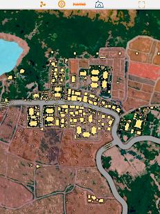 Helper for PUBG map - náhled