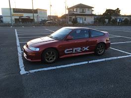 CR-Xのカスタム事例画像 tamotsuさんの2018年01月14日17:34の投稿