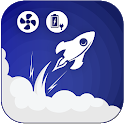 Fast Ram Cleaner, Battery Saver & Speed Booster icon