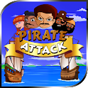 Pirate Attack Tab