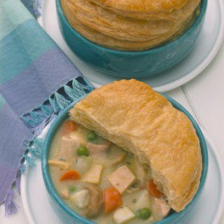 Disney's 50's Prime Time Cafe Chicken Pot Pie