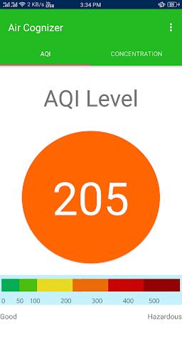 Air Cognizer 7.0 screenshots 4
