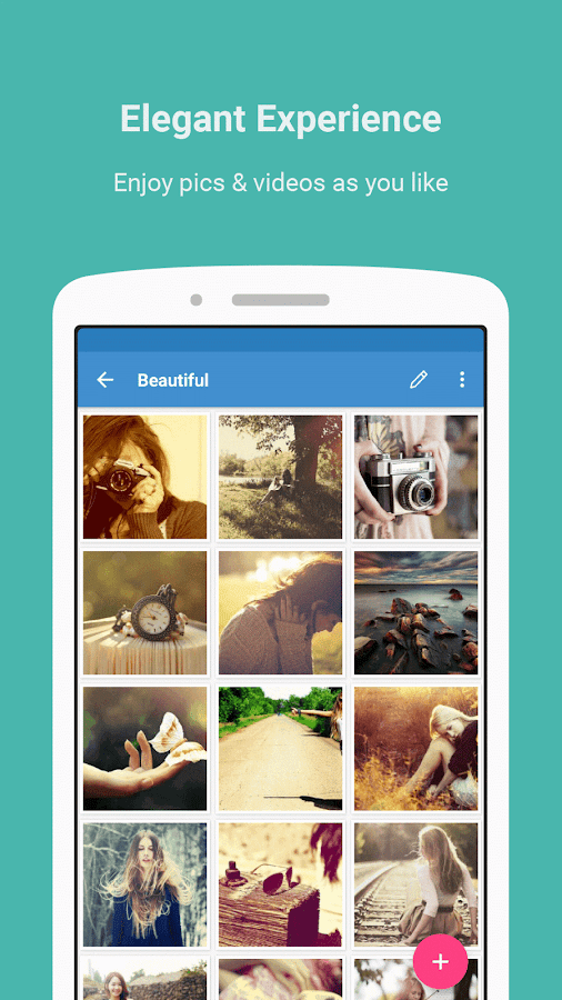 Screenshots of Gallery Vault - Hide Pictures for iPhone