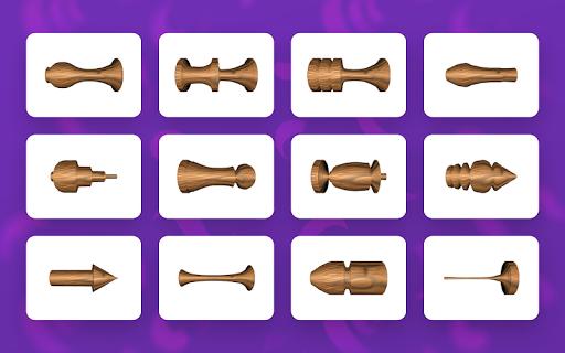 Wood Turning - Woodturning Simulator 1.0.7.1 screenshots 7