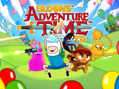 Bloons Adventure Time TD Mod Apk (Unlimited Money) 14