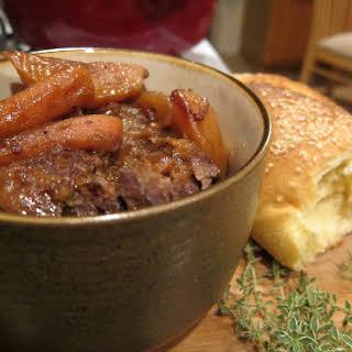 Dutch Oven Pot Roast.