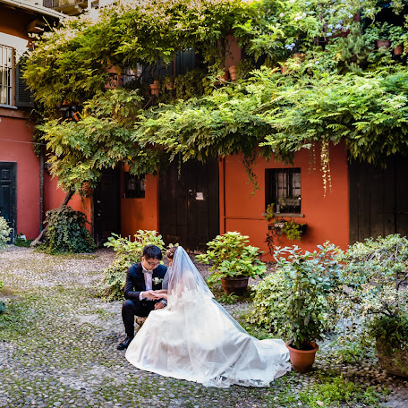 Wedding photographer Stefano Pedrelli (pedrelli). Photo of 18.01.2018
