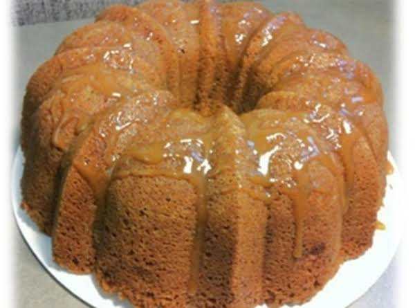 Apple Pound Cake Recipe