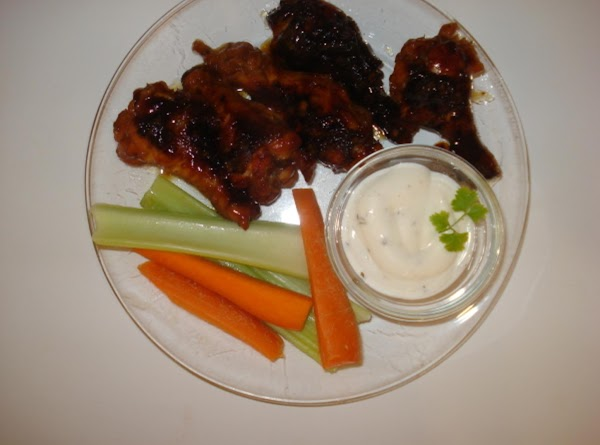 The No One Would Eat Teriyaki Chicken Wings Recipe