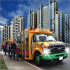 School Bus Driver 3d 2018 icon