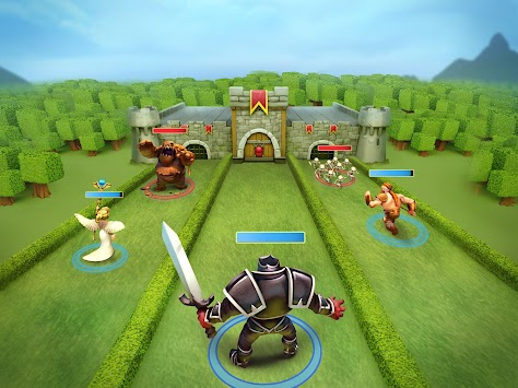 Castle Crush - Strategy Game apk screenshot