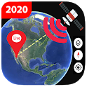 Live Earth Map : Street View, Satellite View 2020 icon