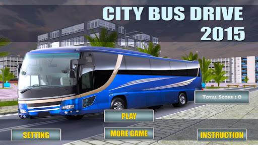 City Bus Drive 2015